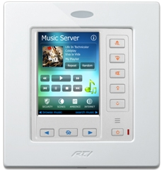 RTI RK3-V In-Wall Universal Controller